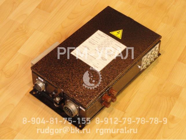 Блок управления производительности БУП-250-5 для СБШ-250