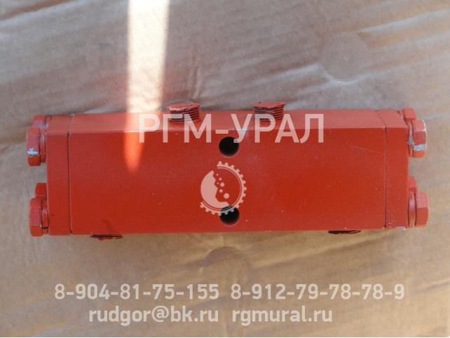 Гидрозамок 8Р2А черт. № 091.28.00.123