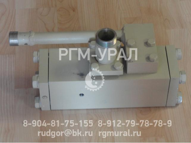 Гидрозамок черт. № 094.59.28.0111 для СБШ-250-270КП