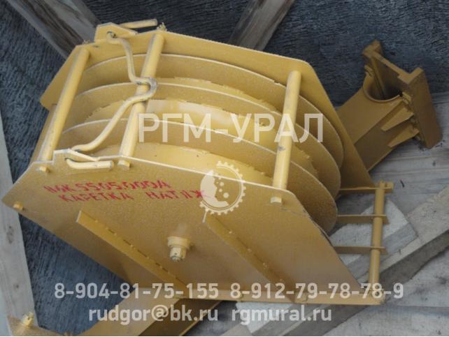 Каретка нятяжная гирлянды черт. № 86К.55.05.000А