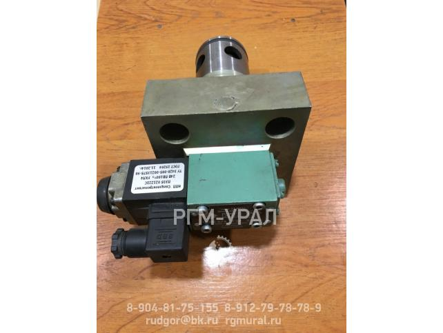 Клапан гидроуправляемый встроенный черт. № 091.02.52.0104 фото № 2