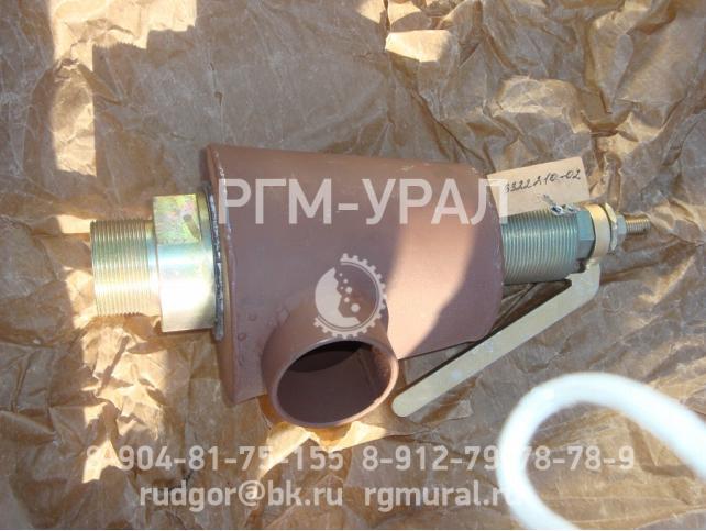 Клапан предохранительный черт. № 3.322.210-02