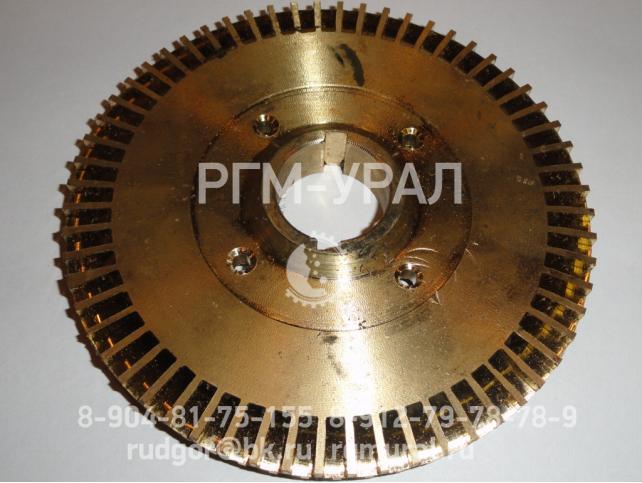 Колесо рабочее (бронза) для насоса УНДО-4-125