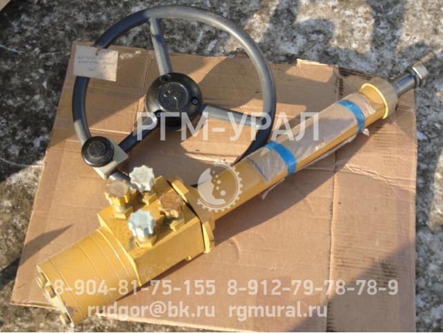 Колонка рулевая черт. № 525.02.04.0000 для самоходного вагона 5ВС-15М