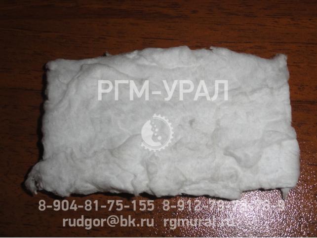 Материал из ультратонкого стеклянного штапельного волокна М 20-УТВ-0,6