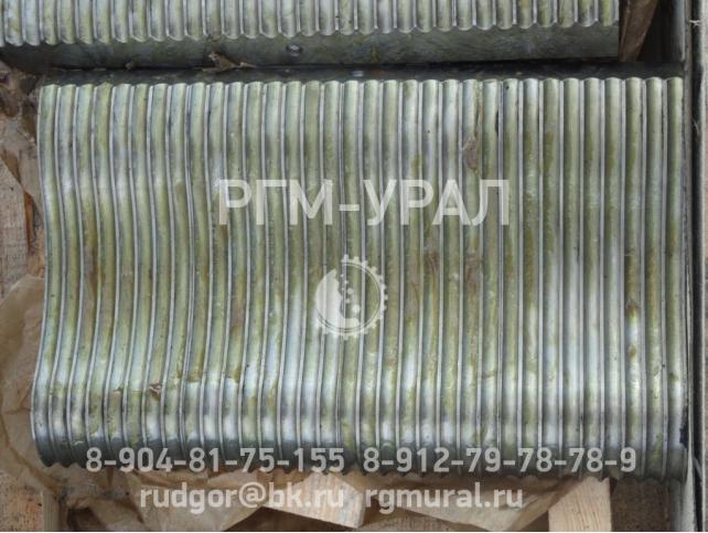 Наконечник полюсный черт. № 260.01.05.0000 (01) для сепаратора 2ЭВС-36-100
