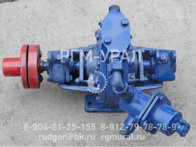 Насос УНДО-4-125 (без рамы и без электродвигателя)