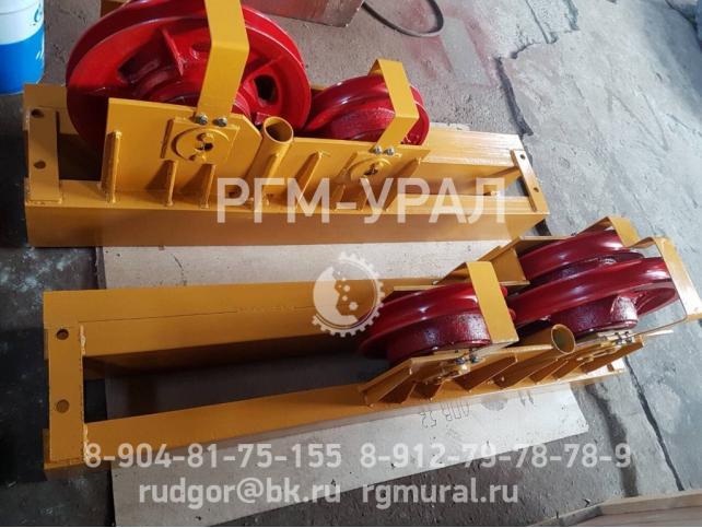 Опора блоков правая черт. № 41.55.31.000А
