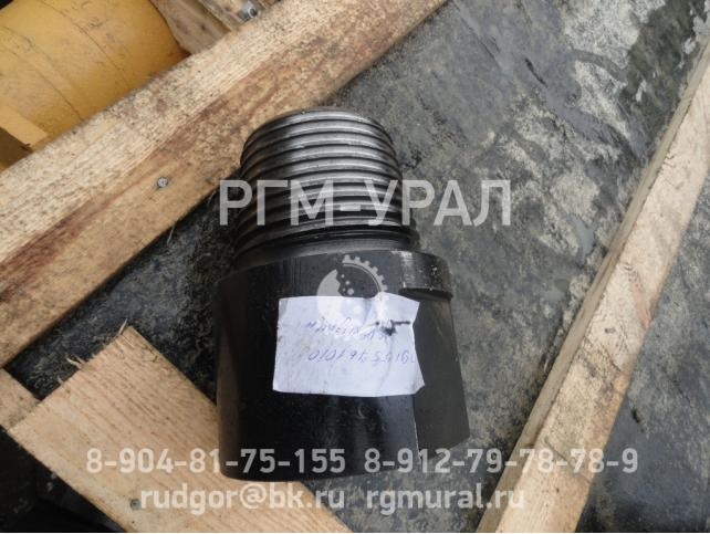 Переходник (долотный) черт. № 091.55.76.1010 диаметр О 180 мм.