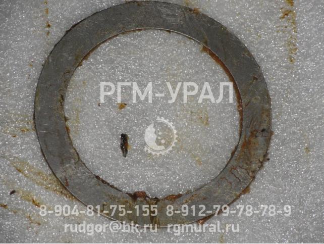 Пластина клапана большая черт. № 34.06.01.03-018 для компрессора КТ-6