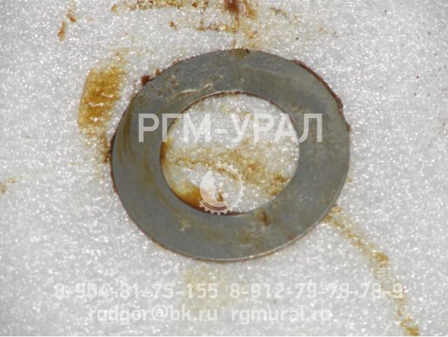 Пластина клапана малая черт. № 34.06.01.04-015 для компрессора КТ-6