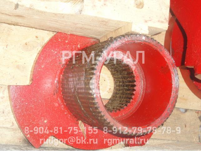 Полумуфта черт. № 086.55.17.0210 для СБШ-250