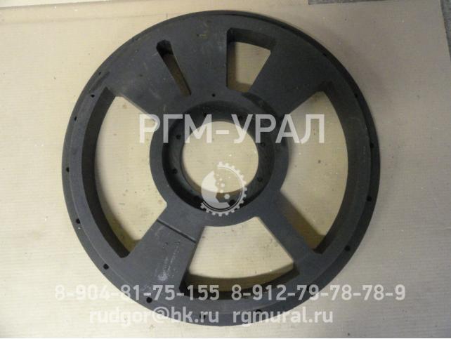 Шайба распределительная ДШ-100 черт. № ХПЦВ-0163-01(02) левая и правая