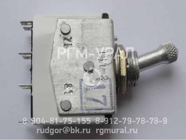 Тублер включения щита компрессор ТВ1-2,5А