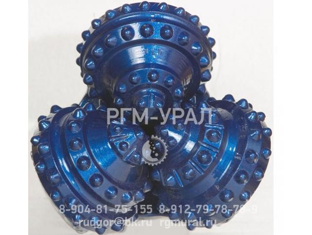 Долото шарошечное 215,9 V-ACS74Y-R1190-6 (III 215,9 К-ПВ-2П-АГ)