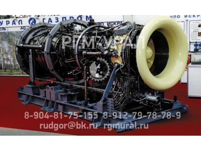 Газоперекачивающий агрегат НЦ12-56/1,44