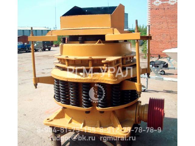 Конусная дробилка КМ КСД-600