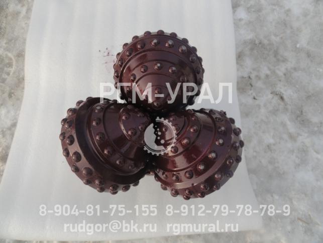 Долото шарошечное 244,5 V-ACS83Z-R1199-7 (ОК-ПВ) для СБШ-250МНА-32